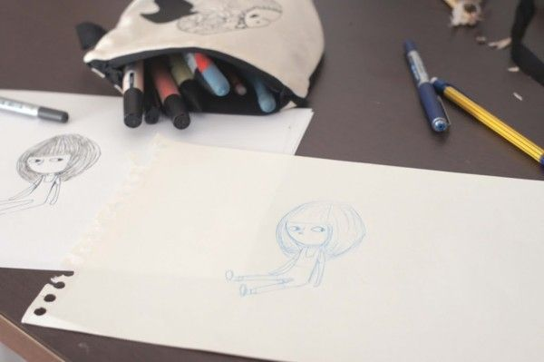 proceso, lelelerele handmade peluches hechos a mano, making of, sketches